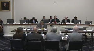 Witnesses before Subcommittee on Terrorism, Nonproliferation, and Trade