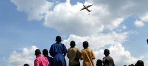How can drones change development work?
